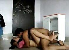 College girls sex in class room