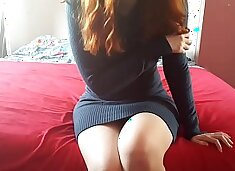 Roleplay Skype masturbation with you