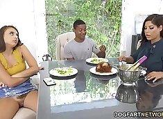 Stepmom Bridgette B Meets With Her Stepdaughter`s New Boyfriend