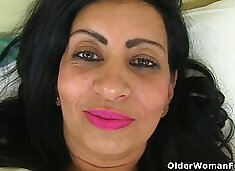 An older woman means fun part 184