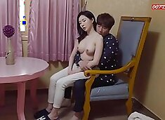 (Korean Erotic)Watch the Big-busted Daughter-in-law (2020)