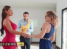 Bridgette B Alex Legend - Balled - Room Dancing - Brazzers