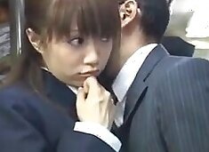 Japanese bus sex 3