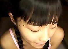 Hottest Japanese slut in Amazing JAV censored Small Tits, Group Sex scene