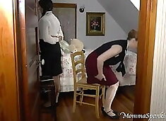 Schoolgirl Discipline TSASB