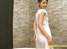 Stunning Tsubasa Akimoto Debut Teen Teases And Gets Sensual Massage Very Cute Schoolgirl Gravure Star
