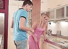 Experimented Mother Initiating His Daughter In Oral Sex