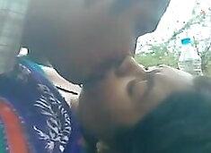 Bangladeshi maid outdoor sex with neighbor
