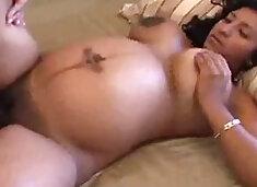 arab street hooker kiara is a sexy pregnant babe