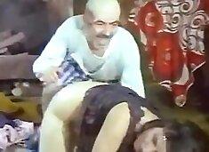 "Turkish film `Capkinlar Krali""(Flirtatious Queen)"