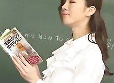Juri Kanou, Rino Konno, Asuka Kyono, Runa Akatsuki, Erica Sato, Asahi Miura in Gangbang Teacher