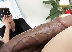 Mandy Sweet Makes Her Son Watch As She Fucks BBC