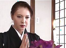 Beautiful Japanese mother I`d like to fuck