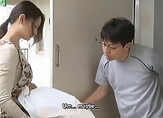 Old Guy Sex Lesson To Annoying Neighbor Japanese Wife