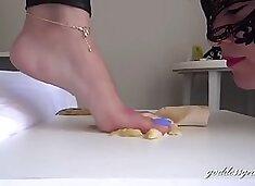 Lesbian foot worship 11