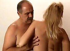 sugar babe love old man daddy big cock