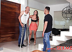 sexmex silvia santez the slutty wife